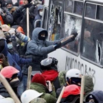 В связи с обстановкой в стране и Киеве!