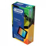 Condoms CONTEX Colour, 12 PCs