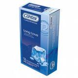 Презервативы CONTEX Long Love, 12 шт