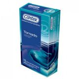 Condoms CONTEX Tornado, 12 PCs