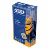 Condoms CONTEX Extra Large (XXL), 12 PCs