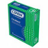 CONTEX condoms Dotted, 3 PCs