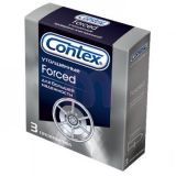 Condoms CONTEX Extra Strenght (Forced), 3 PCs