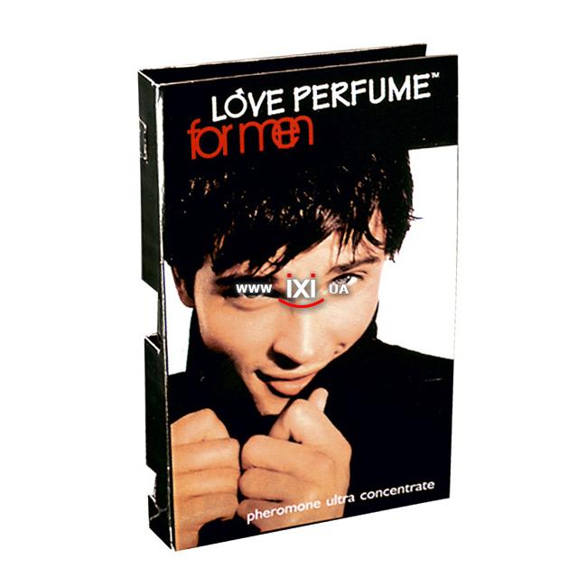 Мужской концентрат феромонов Love perfume (пробник), 1 мл.