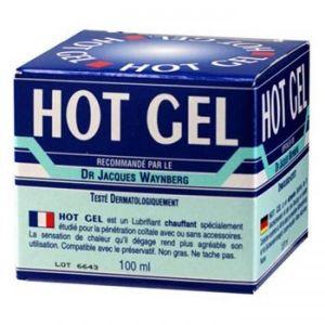 Разогревающий гель Hot Gel