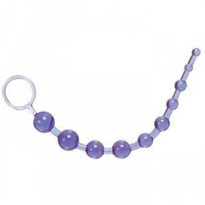 Anal stimulator purple. Артикул: DEL4338