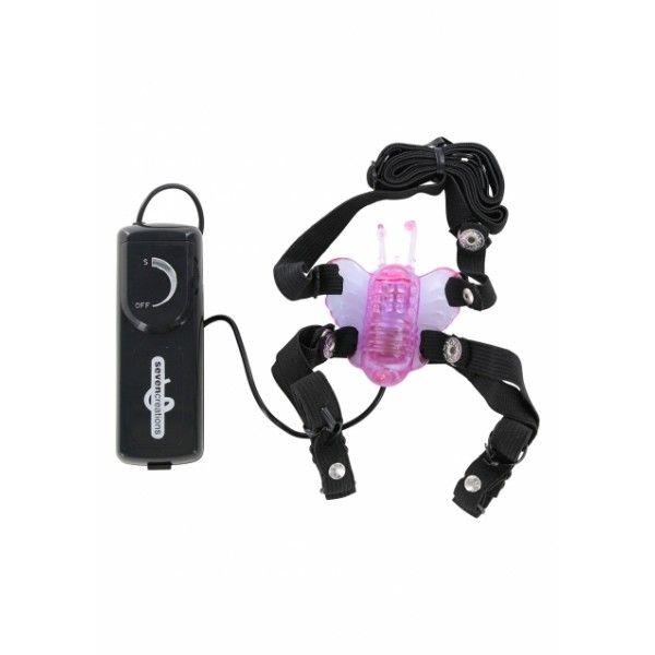 Vibrator Butterfly Stimulator