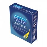 Condoms Durex Comfort XL, 3 PCs