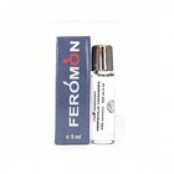 Купить онлайн Духи-масло с феромоном MiniMax Blue №3, 5 мл. фото цена акция распродажа
