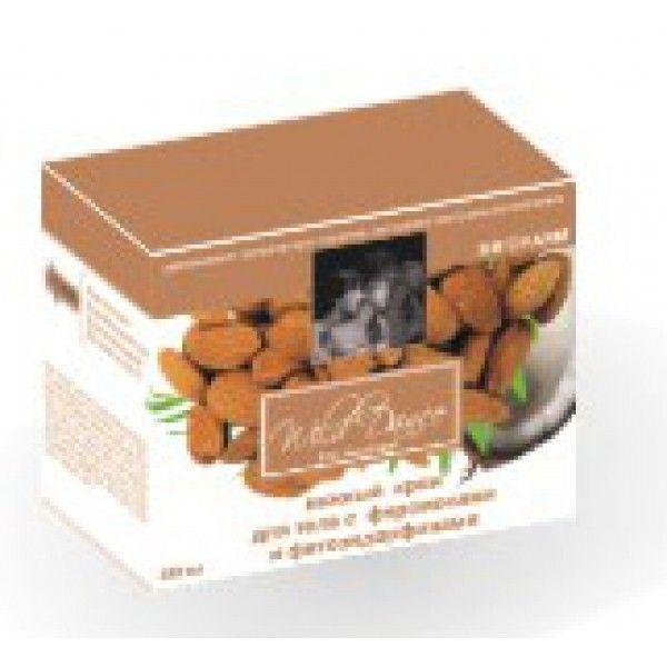 Нежный крем для тела Wild Dance кокос-миндаль, 250мл