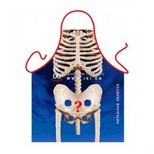 SALE! Funny apron - Skeleton / Skeleton