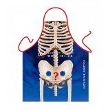 Прикольный фартук - Скелет / Skeleton цена фото