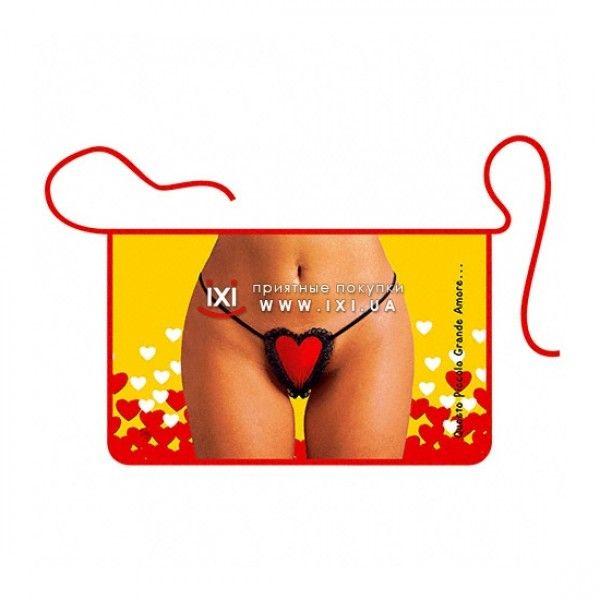 РАСПРОДАЖА! Эротический фартук - Передник с сюрпризом женский / Single little love