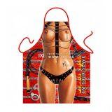 Эротический фартук - Я твоя рабыня / BDSM Slave Woman цена фото