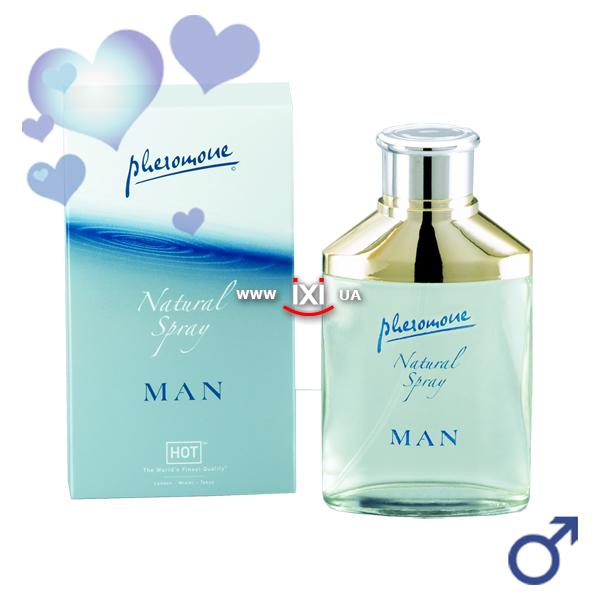 Спрей с феромонами Man Pheromon Natural Spray, 45 мл.