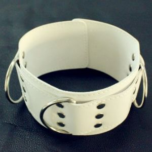 SALE! White wide collar.
