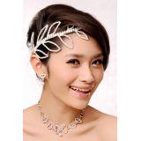 Белое романтическое украшение для волос по оптовой цене