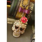 Necklace - Skull