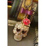 Necklace - Skull