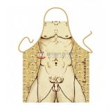 РАСПРОДАЖА! Эротический фартук - Леонардо / Leonardo da Vinci по оптовой цене