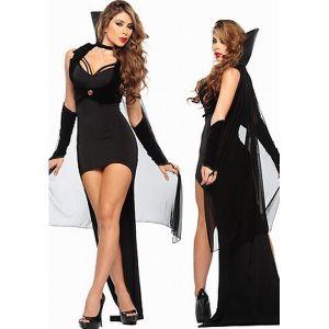 Маскарадный костюм - Ночная графиня - Карнавальные костюмы