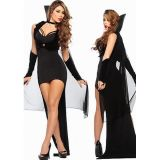 Маскарадный костюм - Ночная графиня по оптовой цене