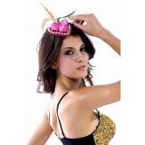 Розовая шляпка - Сердечко по оптовой цене
