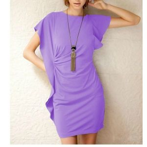 SALE! Sexy purple dress