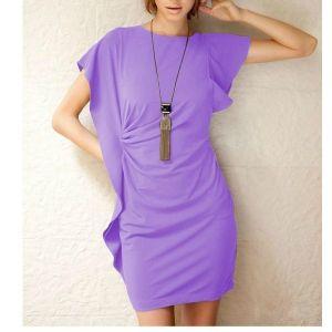 РАСПРОДАЖА! Сексуальное сиреневое платье - Платья