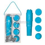 The FUNKY MASSAGER vibrator, blue