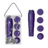The FUNKY MASSAGER vibrator, purple