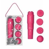 The FUNKY MASSAGER vibrator, pink