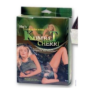 SALE! Sex doll KOMBAT CHERRI