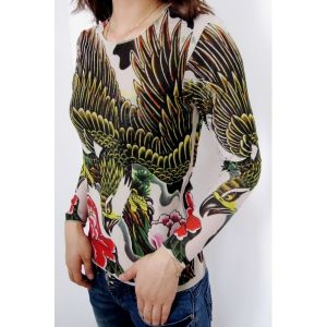 T-shirt with eagle