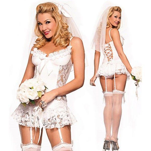 Bridesmaid costume
