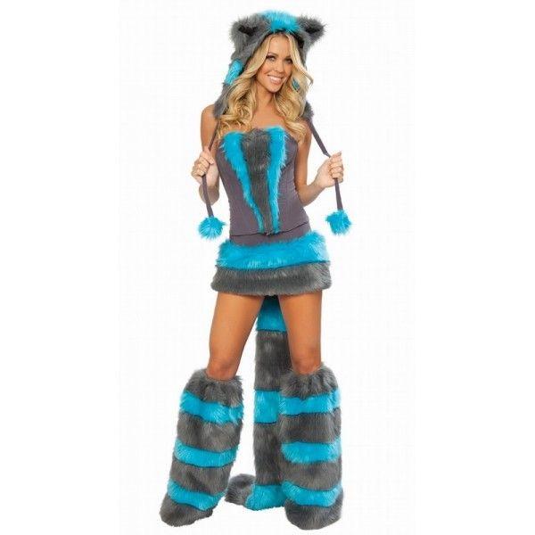 Маскарадный костюм - Чеширская кошечка