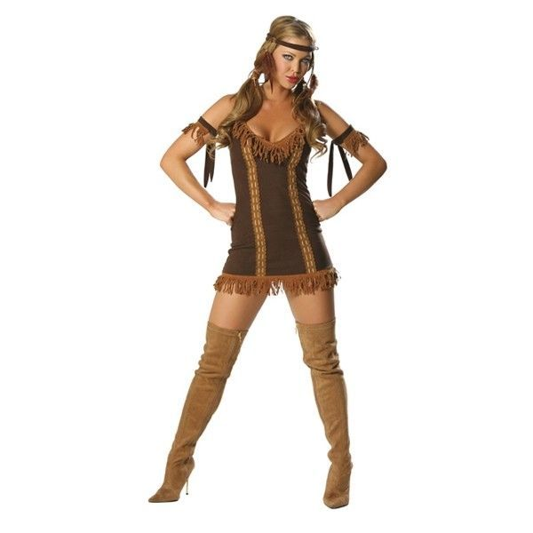 Костюм принцесса индейского племени