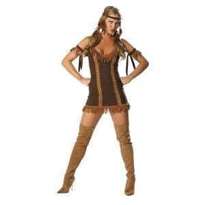 Костюм принцесса индейского племени - Карнавальные костюмы