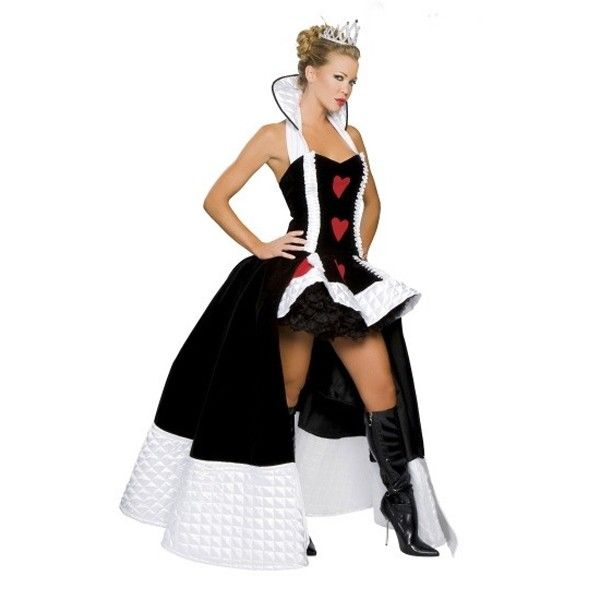 Очаровательный костюм - Королева сердца