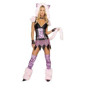 Костюм непослушной кошечки - Карнавальные костюмы