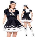 Costume sailor large size