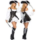 Costume - Pirate diva
