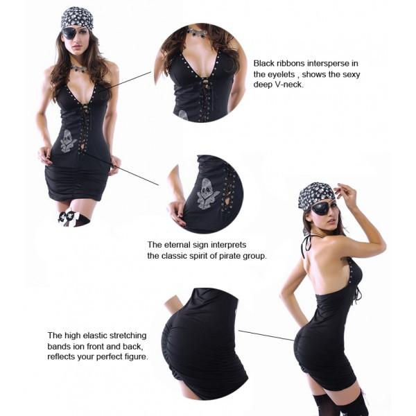 Costume sexy pirate. Артикул: IXI12409
