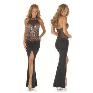 Элегантное вечернее сексуальное платье - Вечерние платья