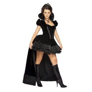 Сексуальный костюм злой королевы - Карнавальные костюмы