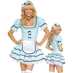 Costume Alice in Wonderland