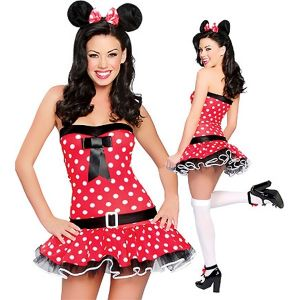 Costume mouse Mickey mouse