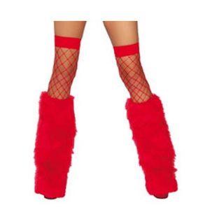 Fur leg warmers covers. Артикул: IXI12588