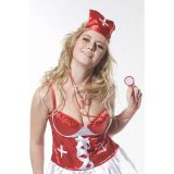 Stethoscope for nurse costume for role-playing games