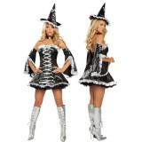 Элегантный костюм ведьмы цена фото